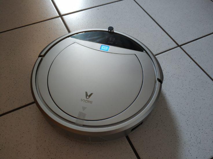 Viomi VXRS01 Saugroboter Performance Arbeitsweise