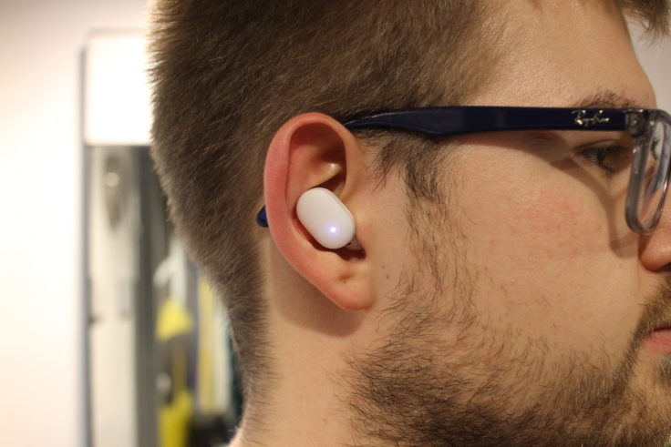 Xiaomi AirDots Youth Edition Tragekomfort