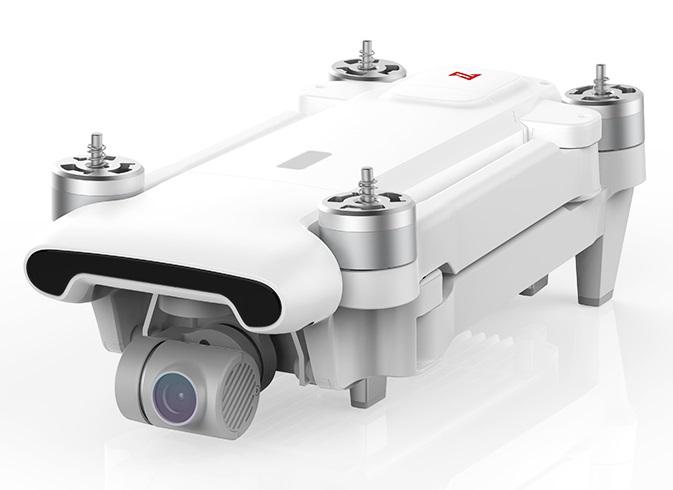 Xiaomi FIMI X8 SE Drohne zusammengeklappt