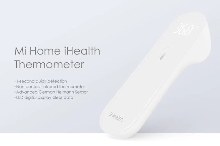 Xiaomi Infrarot Thermometer
