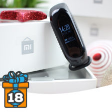 Xiaomi Mi Band 3 Tag 18 Adventskalender Beitragsbild