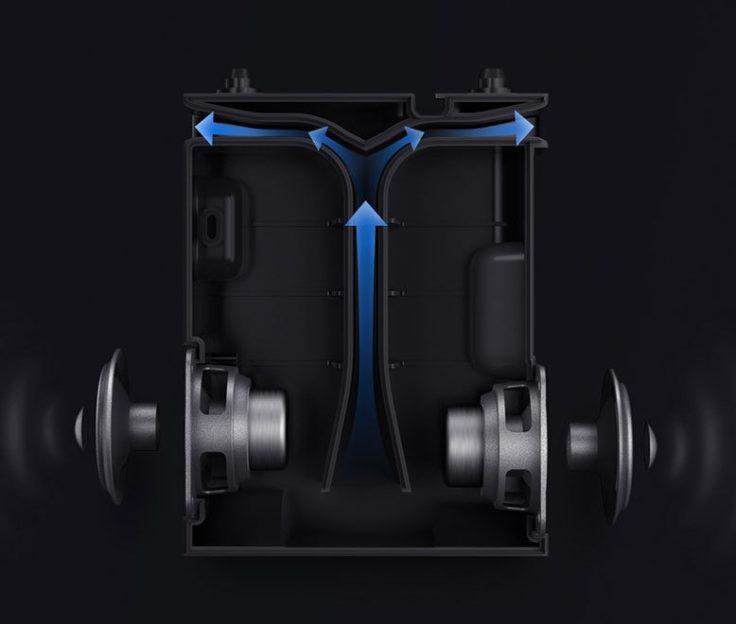 Xiaomi Mijia Projector Youth Version Lautsprecher