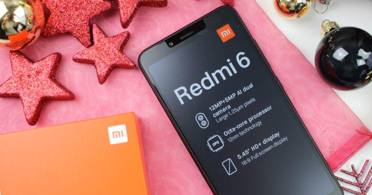Xiaomi Redmi 6 Tag 6 Adventskalender Beitrag