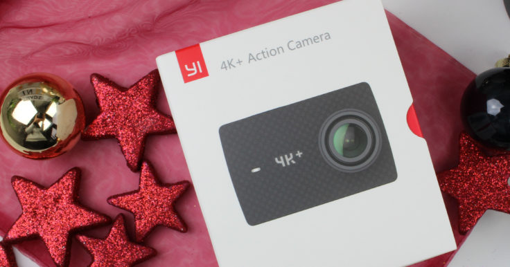 YI 4K Action Cam Plus Beitrag Adventskalender