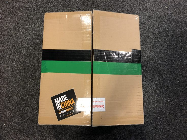 alfawise u30 verpackung