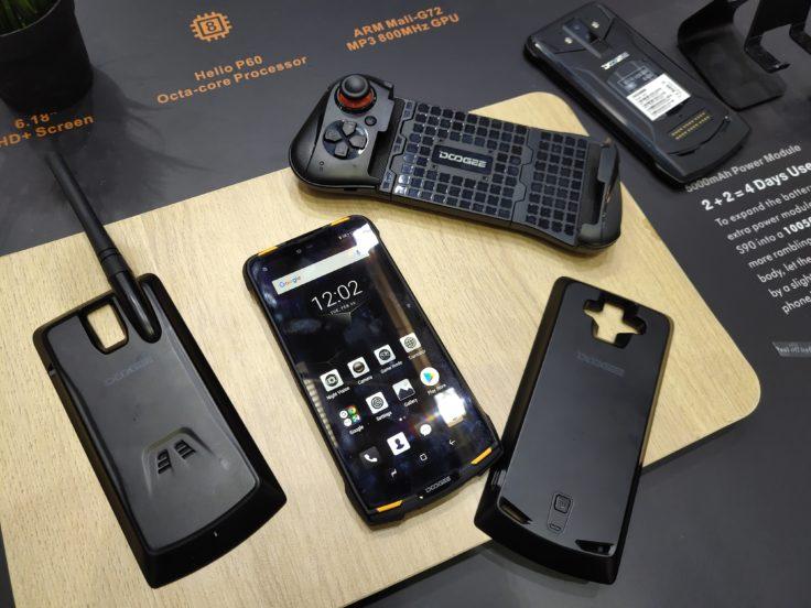 Doogee S90 alle Module