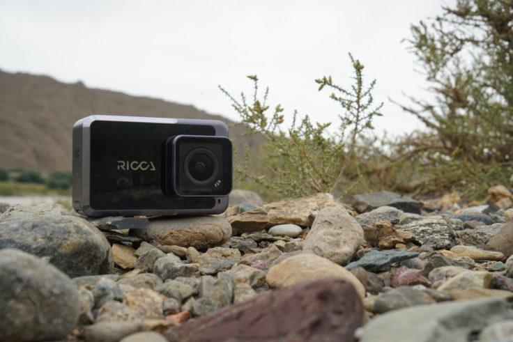 FeiyuTech Ricca 4K Actioncam