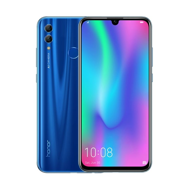 Honor 10 Lite Smartphone Design