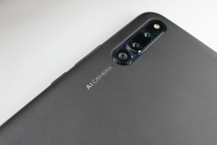 Honor Magic 2 AI Kamera mit Case