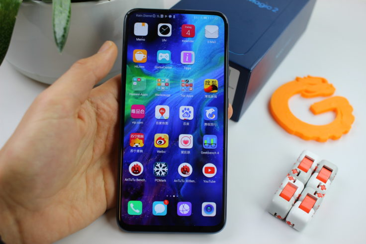 Honor Magic 2 Smartphone