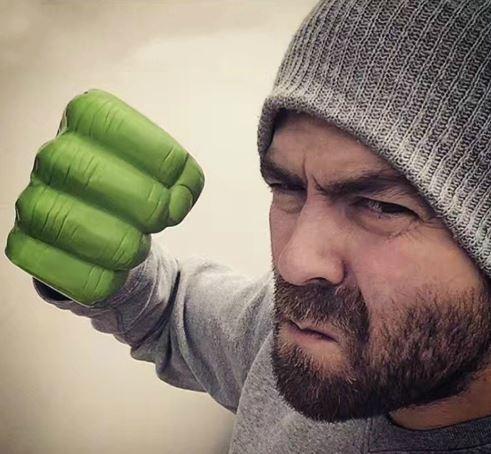 Hulk Faust Tasse