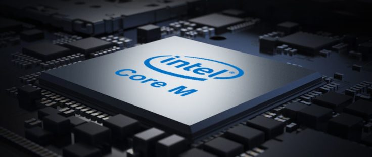 Intel Core M3 Prozessor