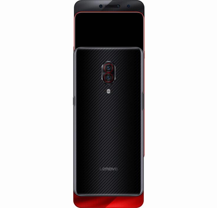 Lenovo Z5 Pro Design
