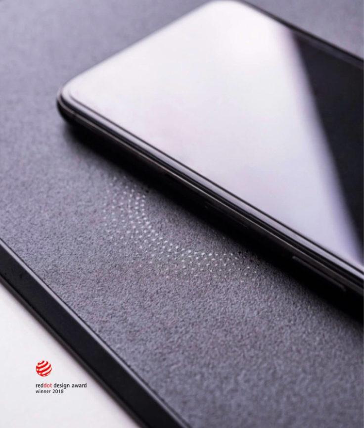 MIIIW Smartpad MWSP01 Qi Ladefläche