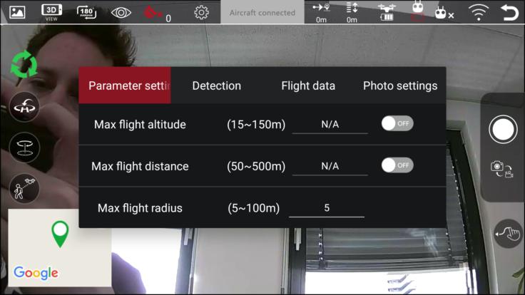 MJX Bugs 3 Pro App Screenshot