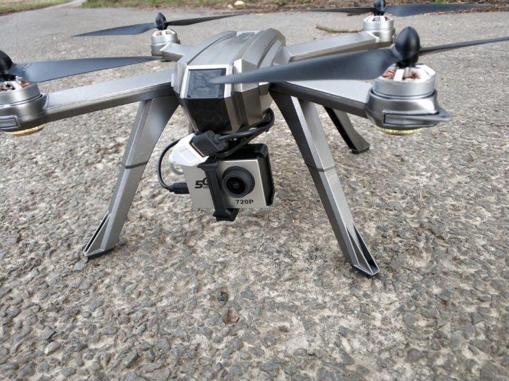 MJX Bugs 3 Pro Quadrocopter (1)