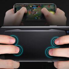 MUJA Gamepad Smartphone Tasten