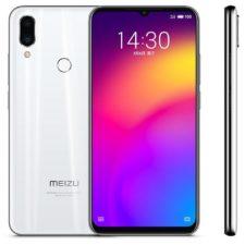 Meizu Note 9 Smartphone Front