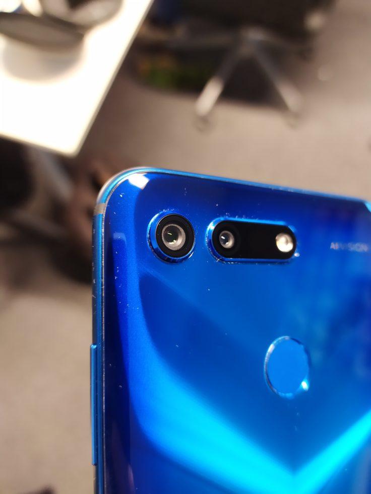 Redmi Note 7 Hauptkamera Testfoto Honor Kamera