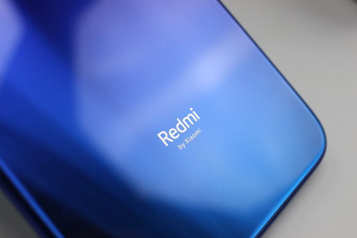 Redmi Note 7 Redmi Branding