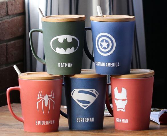Superhelden Tassen edel