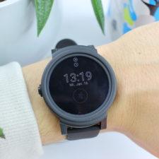 Ticwatch E Smartwatch Always On Modus