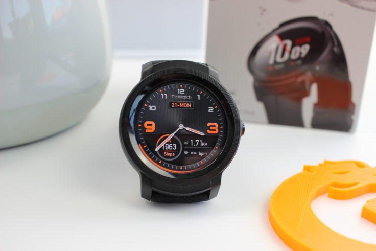 Ticwatch E2 Display