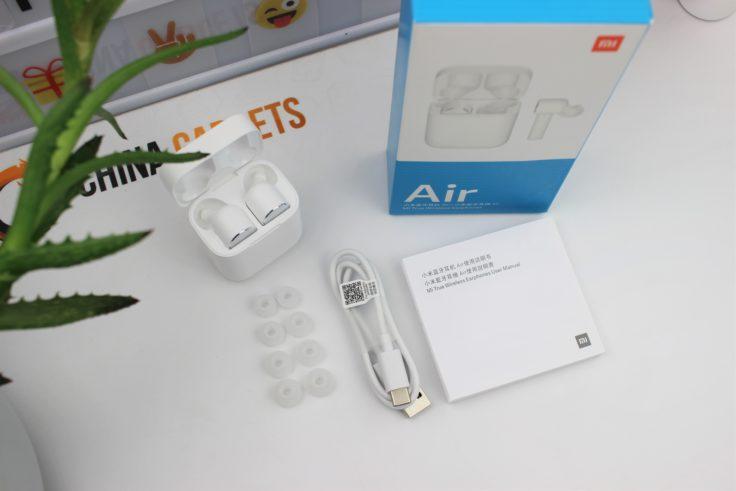 Xiaomi Mi AirDots Pro Lieferumfang