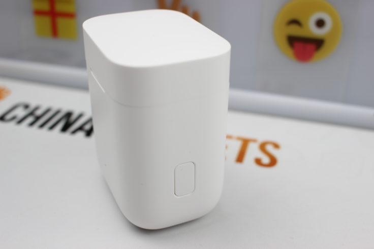Xioami Mi AirDots Pro Funktionsknopf Ladebox