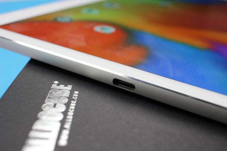 ALLDOCUBE X Tablet USB Typ-C Slot