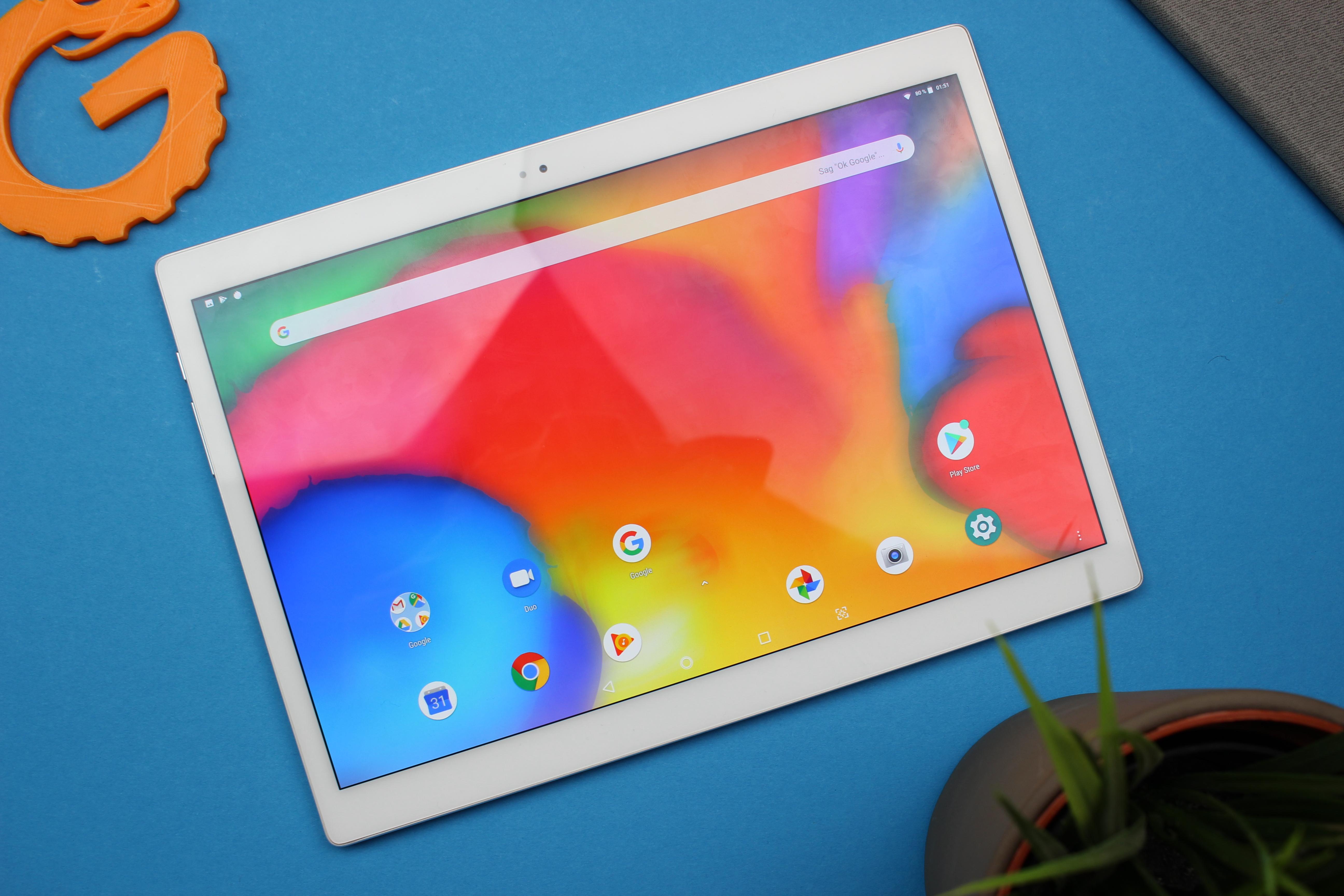 Alldocube X Test 105 Tablet Mit Super Amoled Display