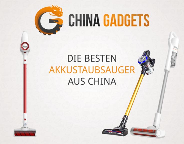 Akkustaubsauger Ratgeber China-Gadgets