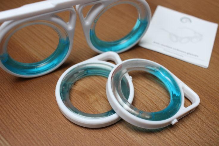 Brille gegen Reiseübelkeit Brillengläser