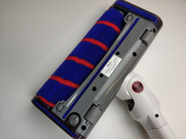 Dibea V008 Pro Akkustaubsauger Bodenwalze