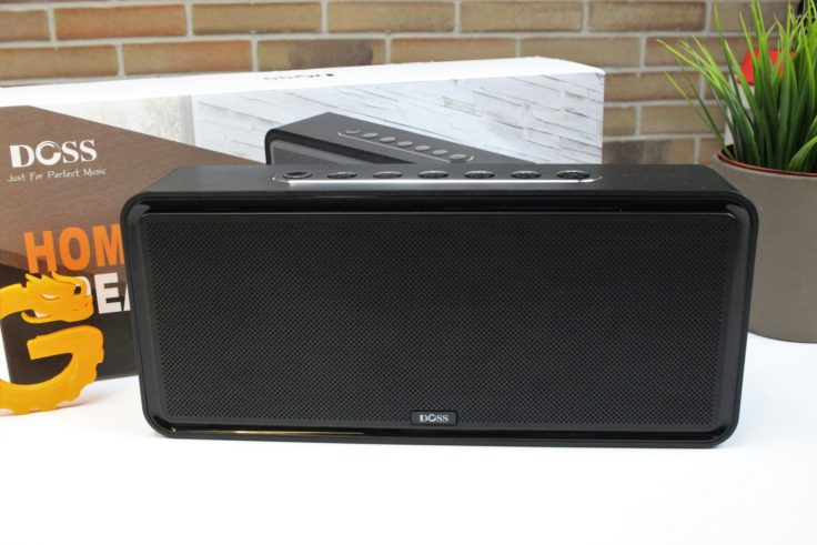 Doss SoundBox XL Design