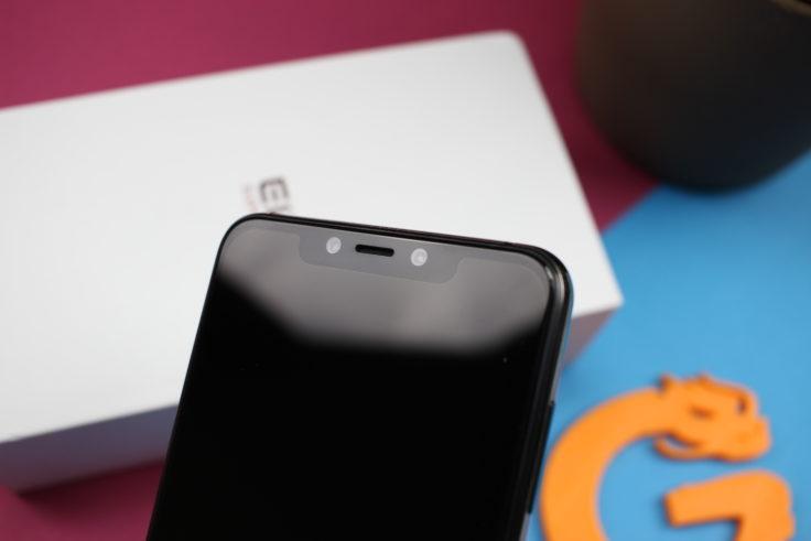 Elephone A5 Frontkamera