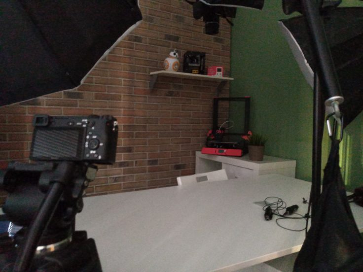 Elephone A5 Studio Low Light