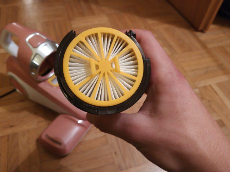 Houzetek UV-1001 Milben-Handsauger Filter