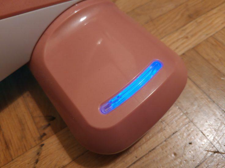 Houzetek UV-1001 Milben-Handsauger LED-LIcht