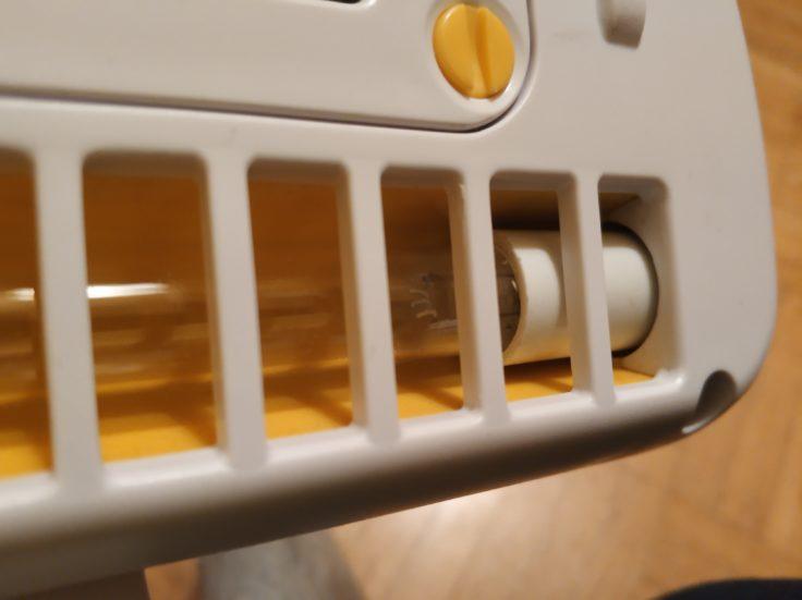 Houzetek UV-1001 Milben-Handsauger Röhre