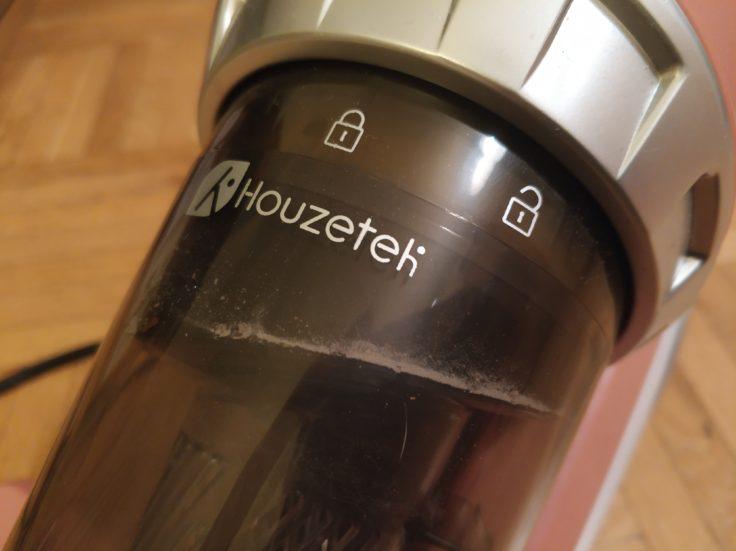 Houzetek UV-1001 Milben-Handsauger Staubkammer Abnahme