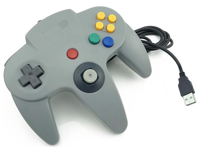 Nintendo 64 Controller USB-Kabel