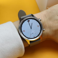 Ticwatch C2 Smartwatch am Arm
