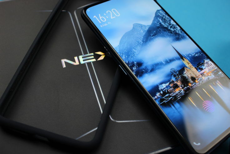 Vivo NEX Dual Display Bumper