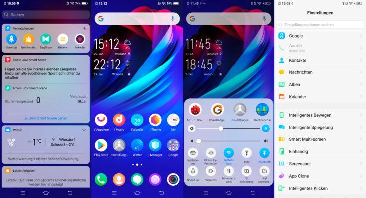 Vivo NEX Dual Display FunTouchOS