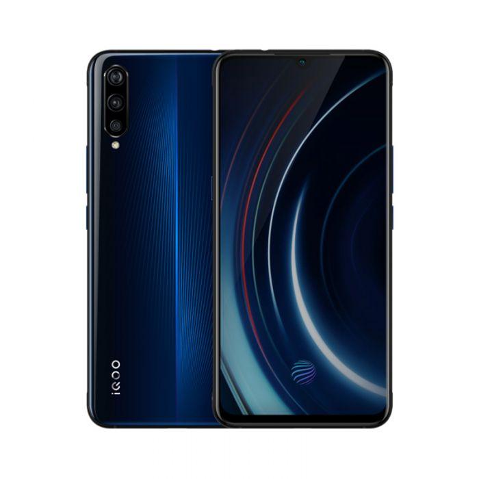 Vivo iQOO Smartphone Front und Back