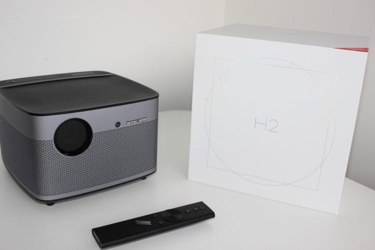 Xgimi H2 LED-Beamer (3)