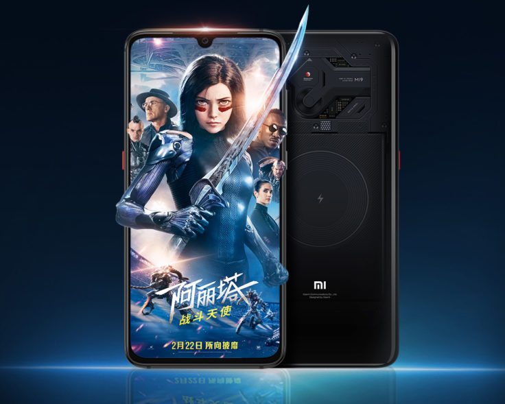 Xiaomi Mi 9 Battle Angel