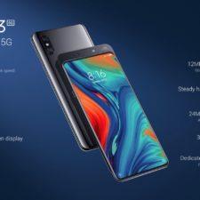Xiaomi Mi Mix 3 Specs