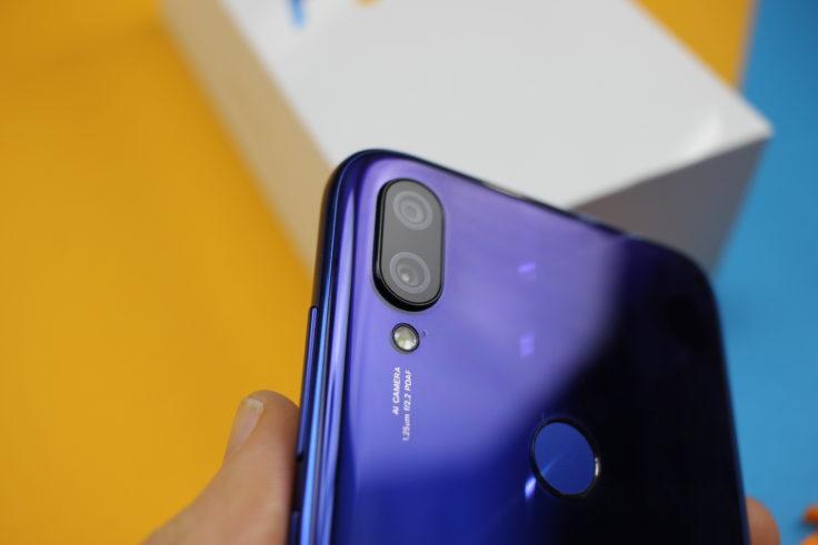 Xiaomi Mi Play Kamera